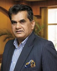Compliments from Amitabh Kant