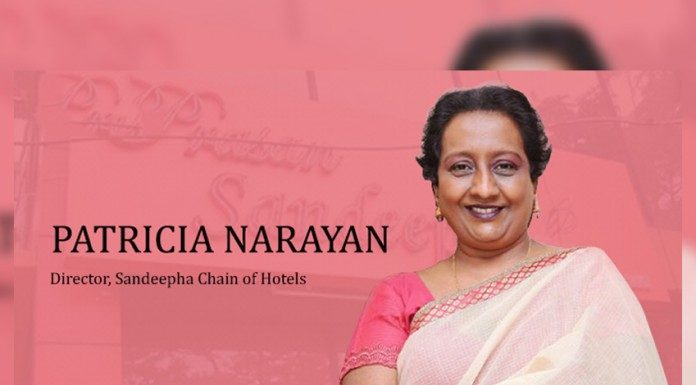 Sandeepha restaurant-patricia Narayan