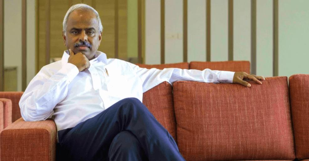 Dr.Arokiaswamy Velumani-vyapaaarjagat.com