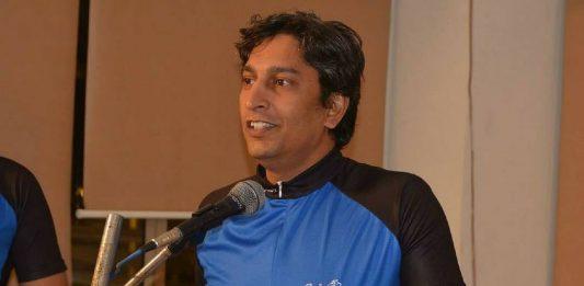 Ramesh Sinha's-vyapaarjagat.com