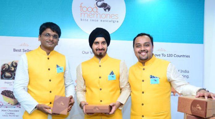 Food-Memories secured funding