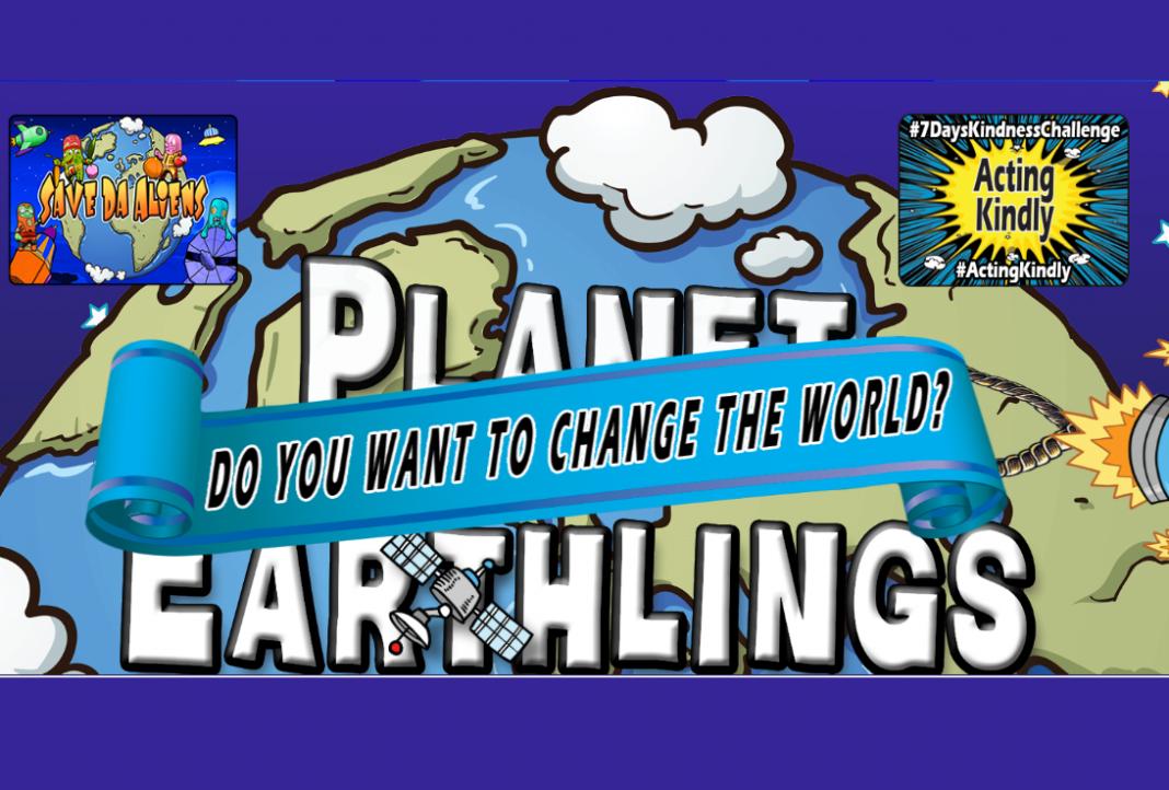 Planet Earthling-vyapaarjagat.com
