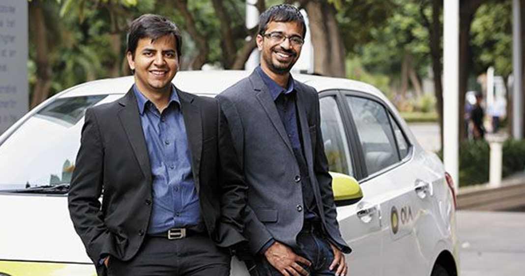 Ola co-founders-vyapaarjagat