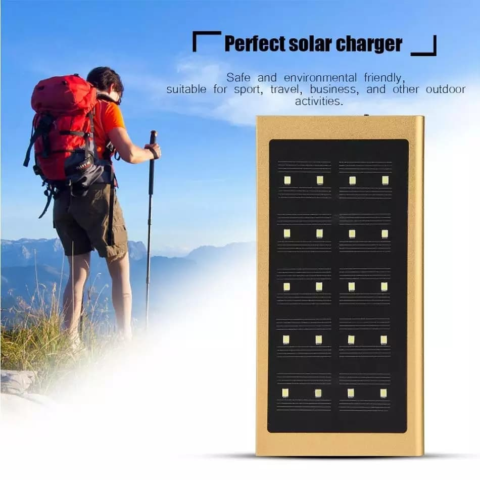 Perfect solar charger