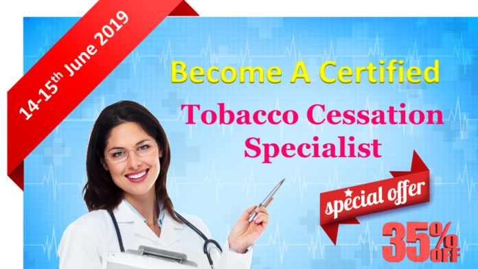 Course on Tobacco Cessation Specialist