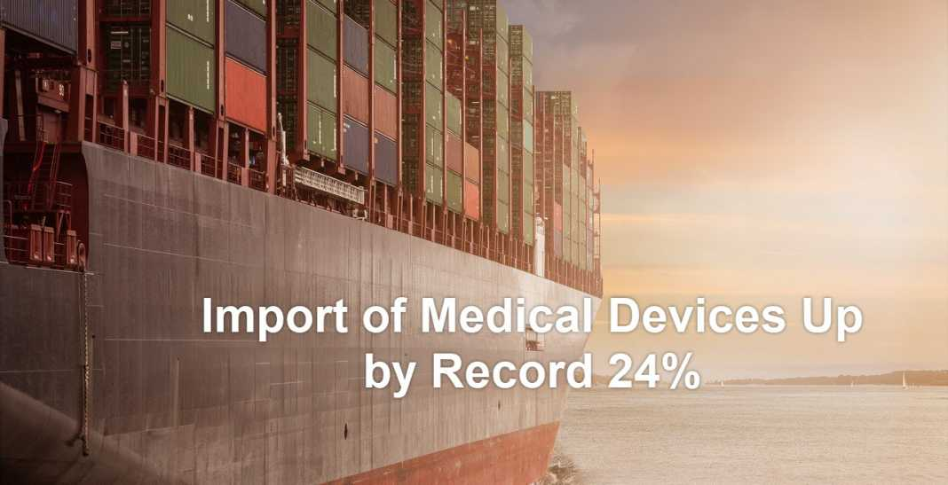 Indian Imports - MSME dominated medical domestic manufacturing-vyapaarjagat