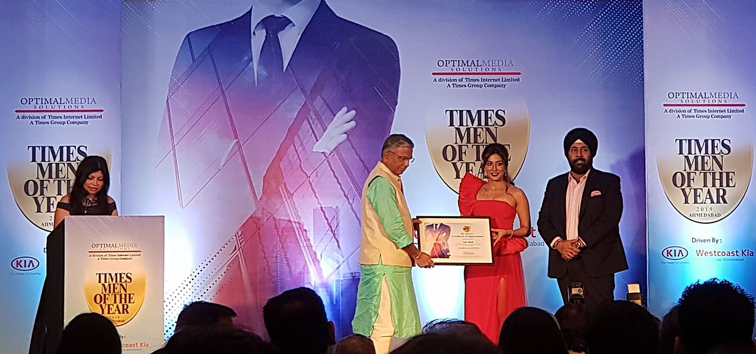 Ajit shah- times men of the year