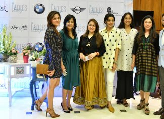 the ladies launge -power of appearance