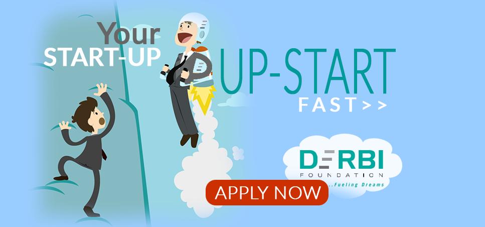 DERBI Foundation Apply now-vyapaarjagat