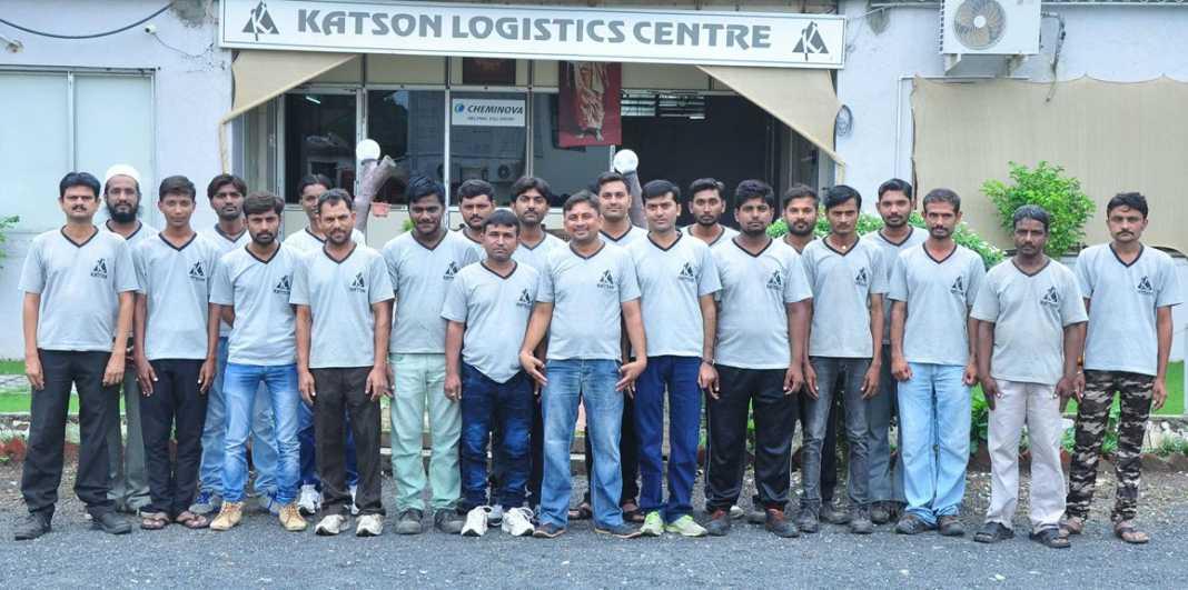 Katson Logistics team-vyapaarjagat