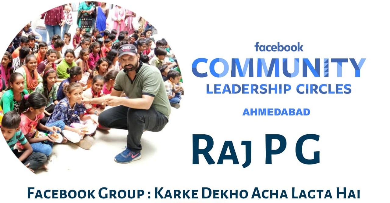 Raj PG and facebook clc