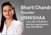 bharti chandra founder UNNISHAA