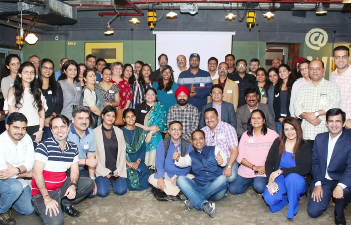Mumbai LinkedIn Local Meet Sep 2019