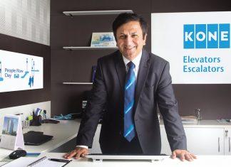 Amit Gossain, MD KONE India