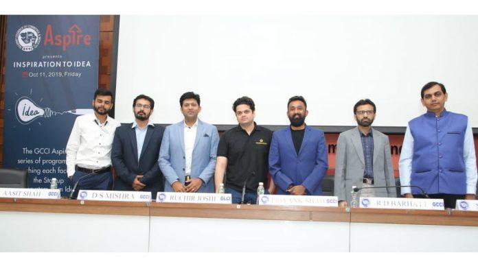 GCCI Aspire- Empowering Start-ups Series Inspiration to Idea