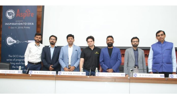 GCCI Aspire- Empowering Start-ups Series Inspiration to Idea