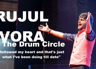 Rujul Vora- the drum circle
