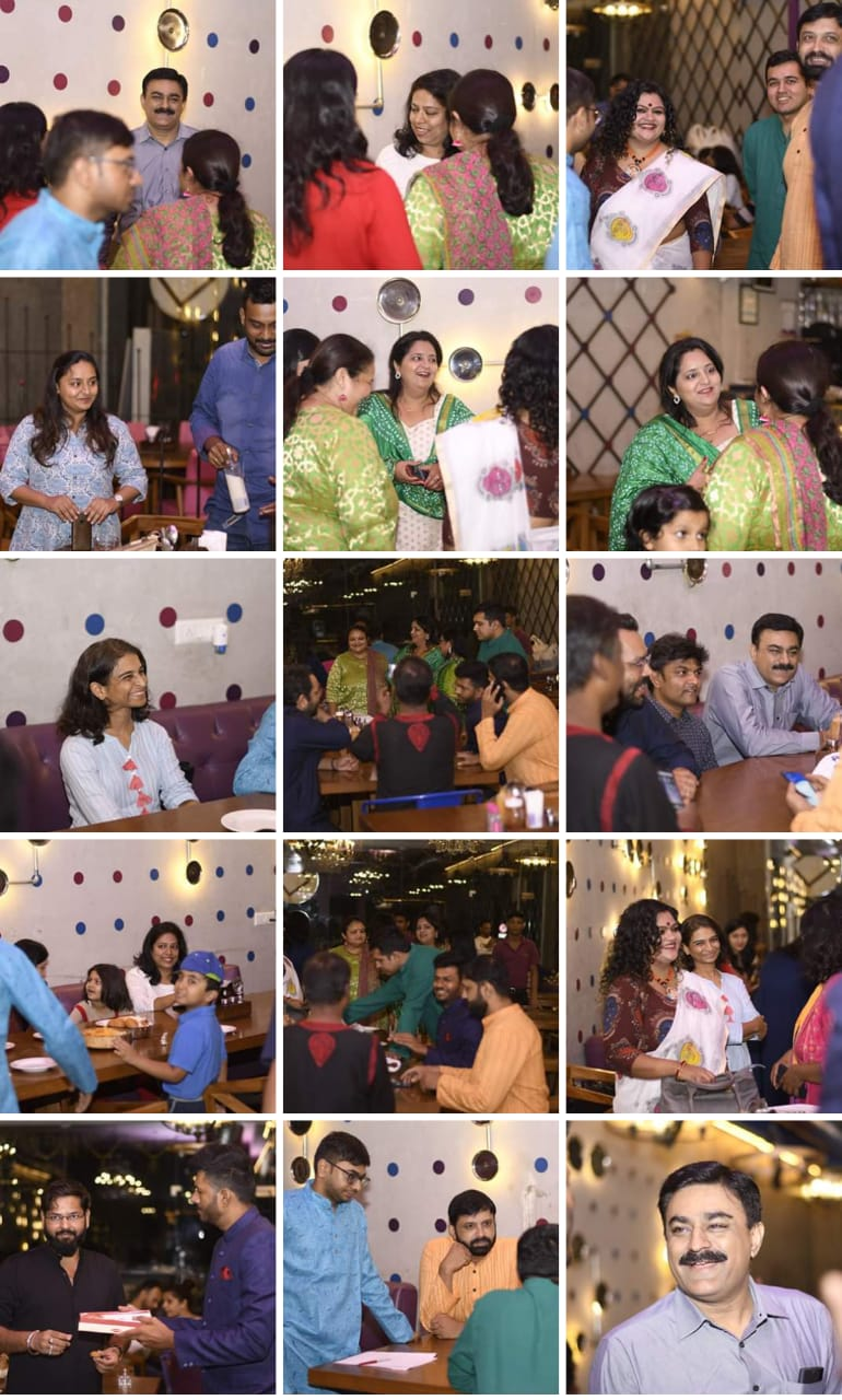 Diwali Bash With CLC from Facebook Ahmedabad