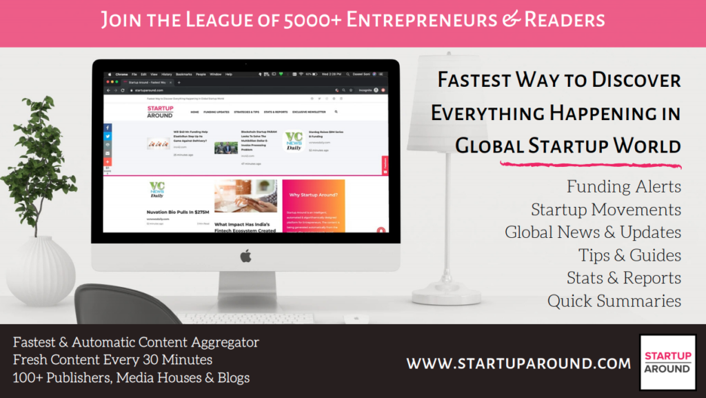 Join the league of entrepreneurs & readers.