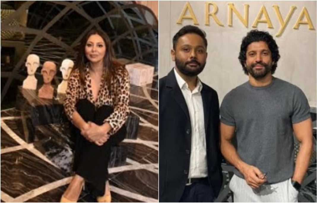 The luxury marble décor brand Arnaya, showcased at the AD Design Show 2019 in Mumbai - Vyapaarjagat