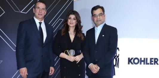 Twinkle Khanna, Brand Ambassador of Kohler