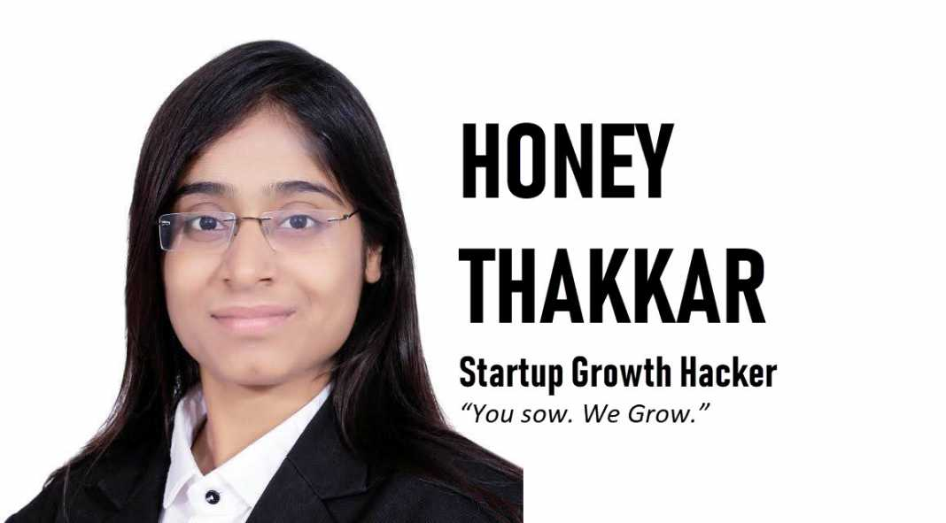 How Honey Thakkar is making easy for Startups/SMEs offline Businesses to go Online