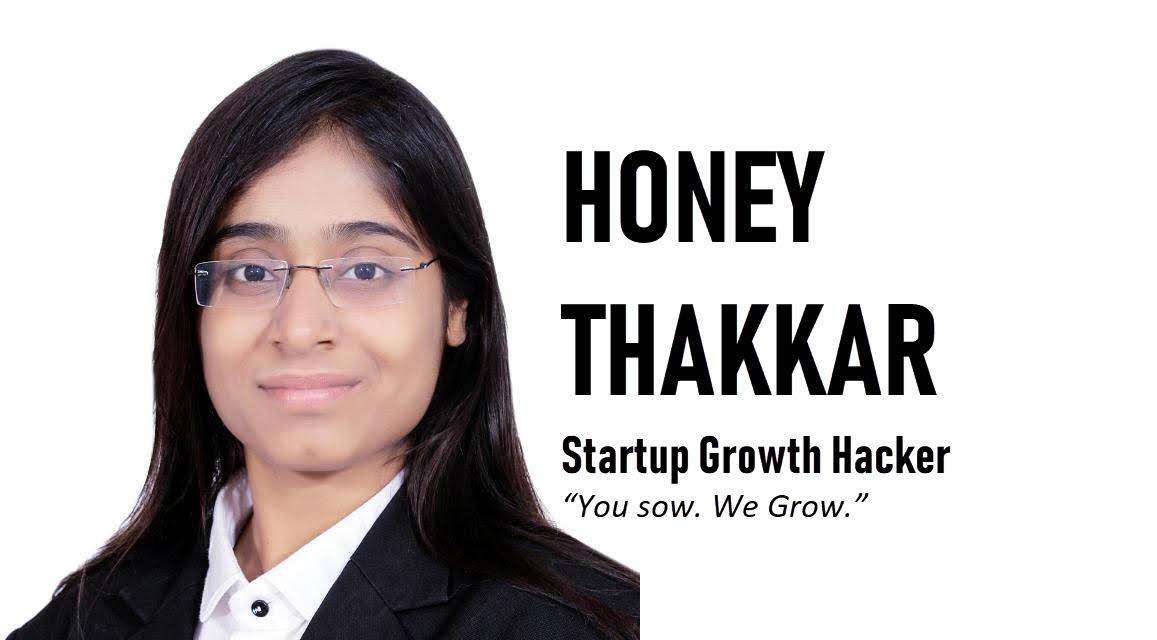 How Honey Thakkar is making easy for Startups/SMEs offline Businesses to go Online