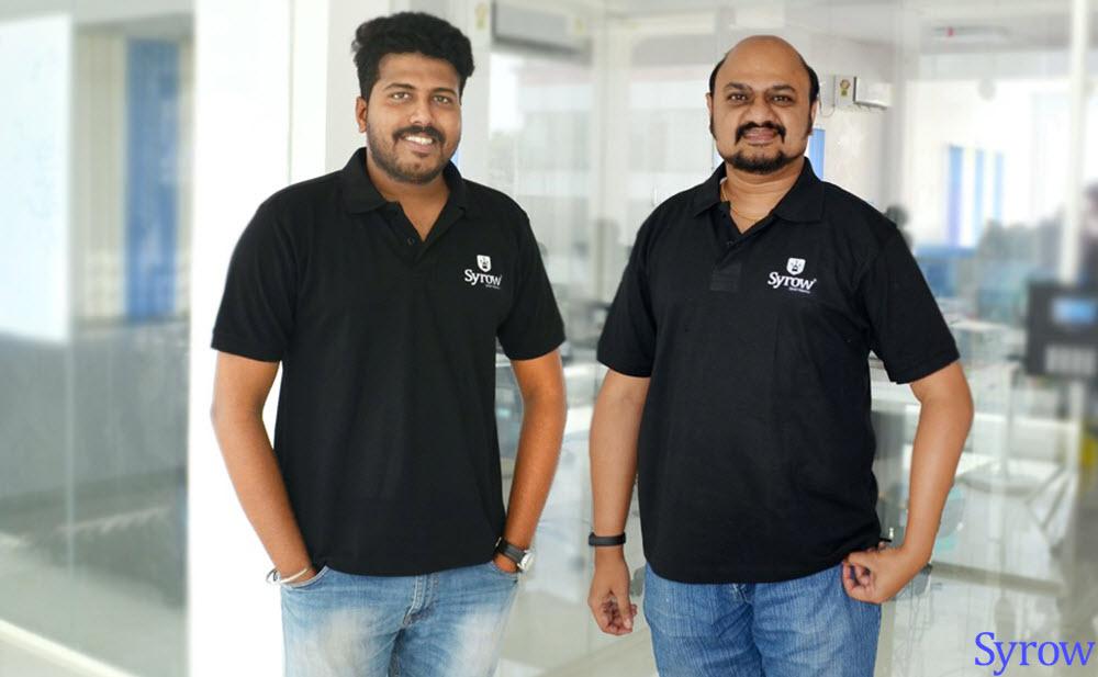Rajesh Raju and Ramana M Reddicharla, Founder(Entrepreneurs) - vyapaarjagat