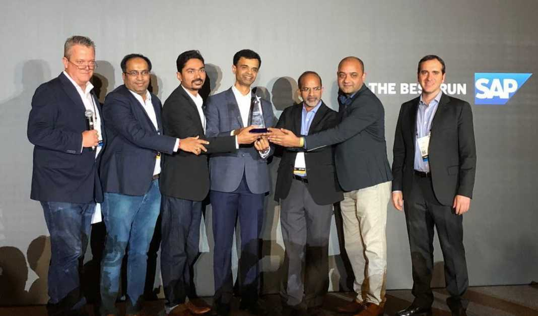 SAP® APJ Partner Excellence Award 2020
