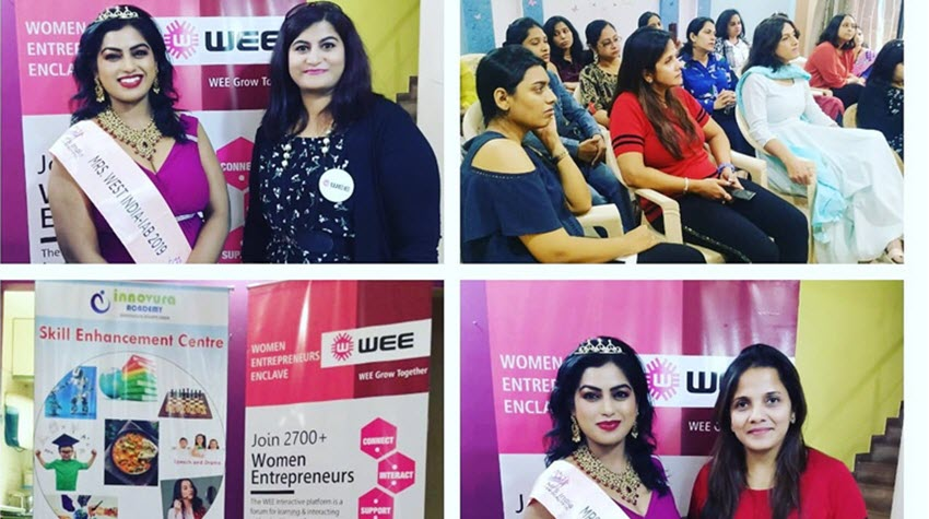 WEE Pune Business Networking event
