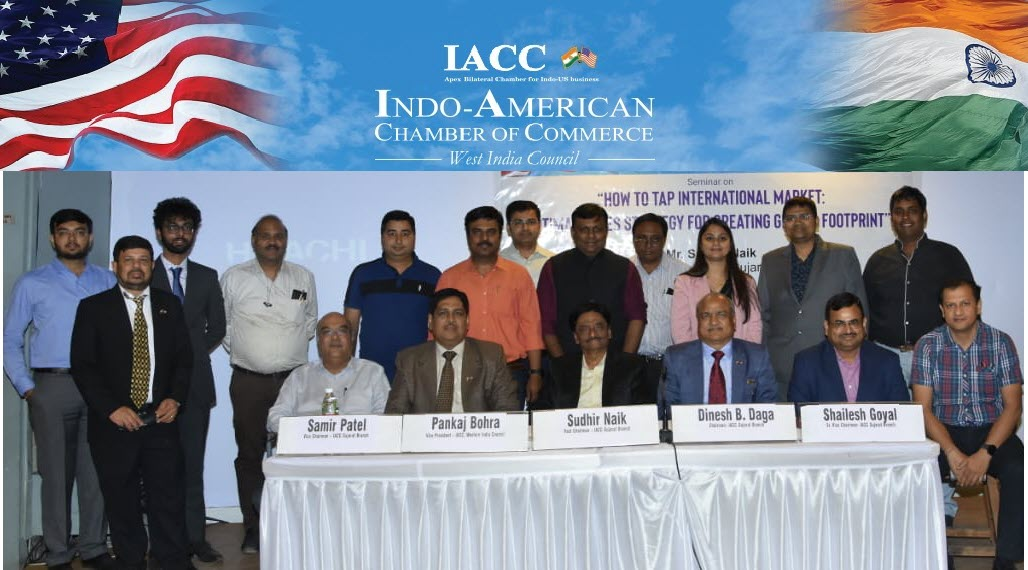 How to tap International Market Seminar on Optimal Sales Strategy for creating global footprint by IACC