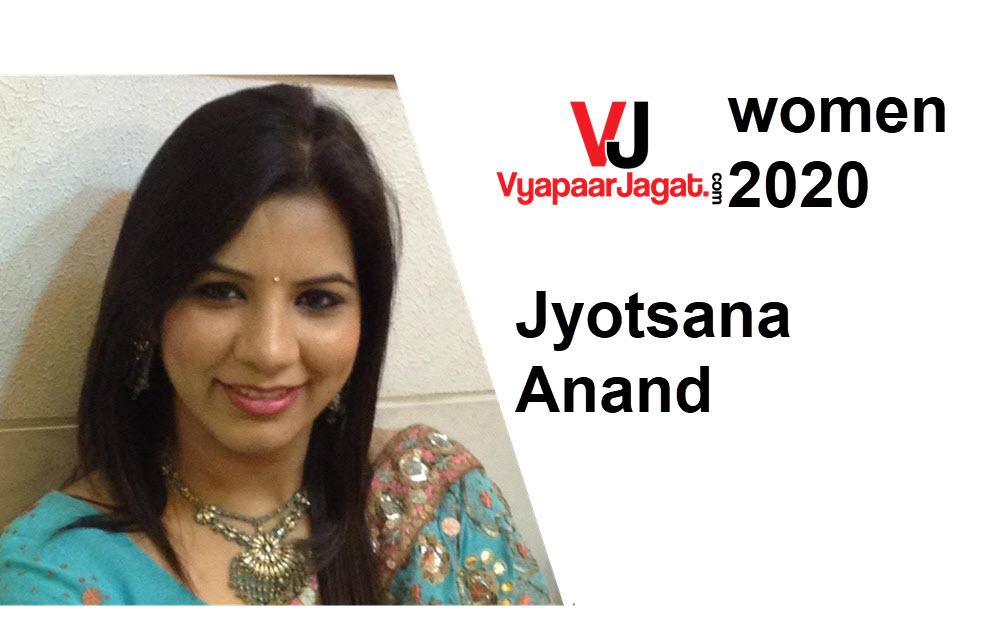 Mrs. Jyotsana Anand
