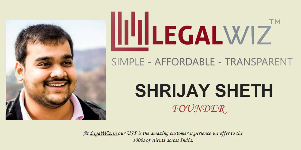 SHRIJAY SHETH (LegalWiz.in) - vyapaarjagat