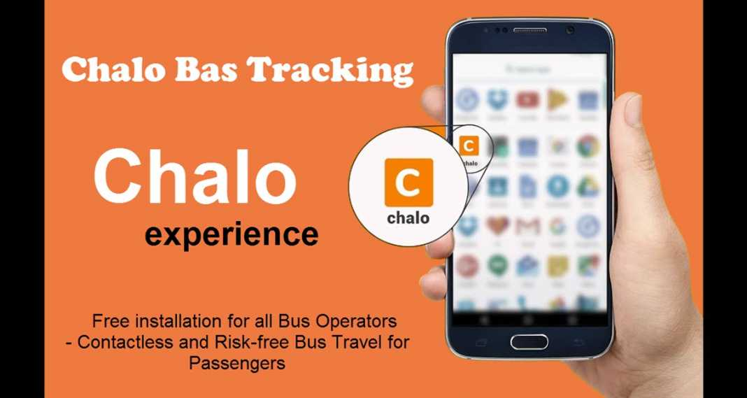 Chalo Mobile Ticketing Technology For Buses - vyapaarjagat