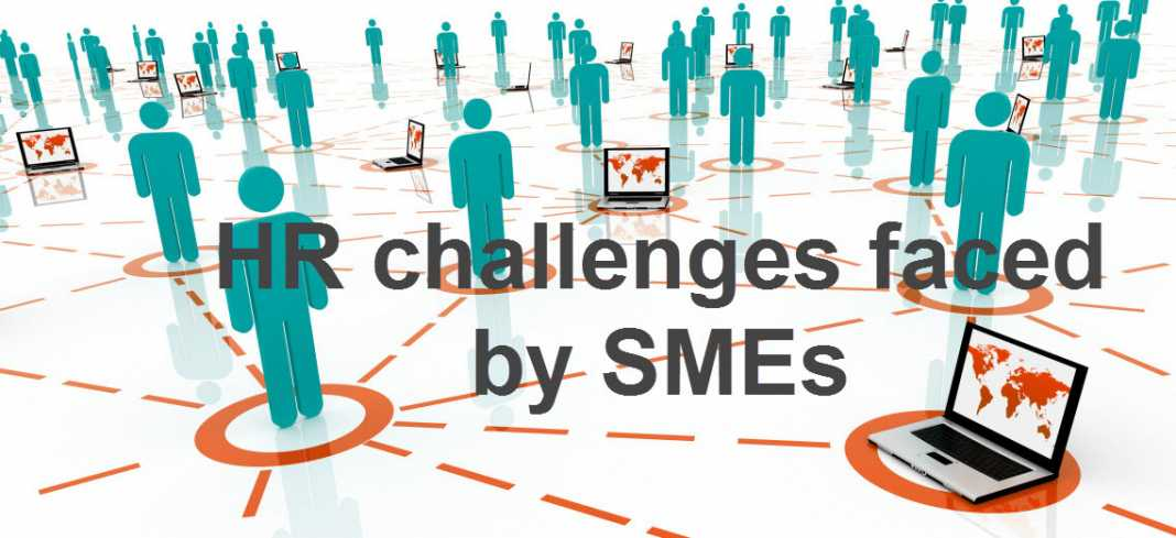 HR(Human resources) faced by SMEs - vyapaarjagat
