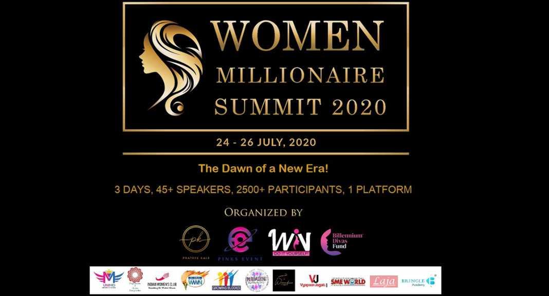 Women Millionaire Summit 2020 - vyapaarjagat