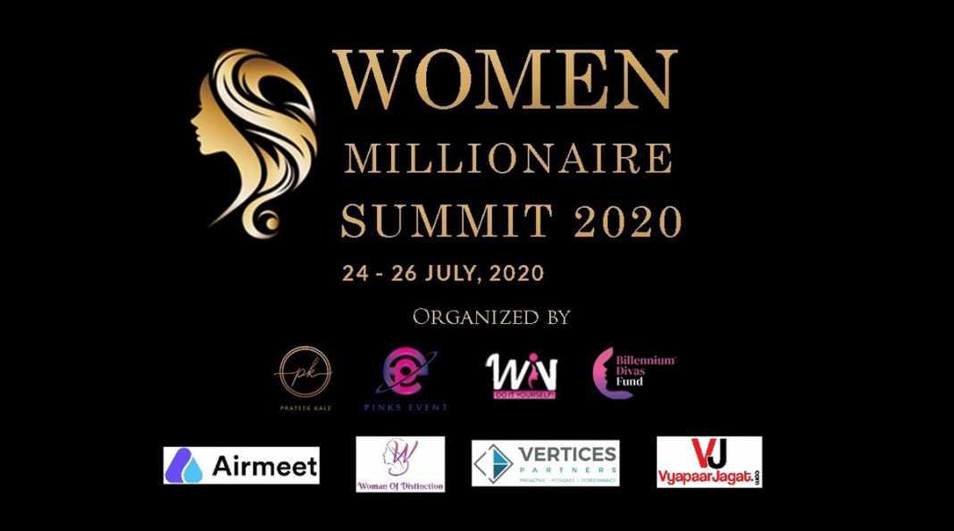 Women Millionaire Summit 2020 Preevent Report - vyapaaejagat