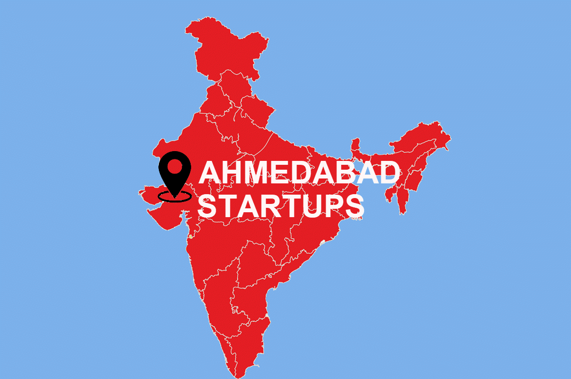 Top 10 startups in Ahmedabad