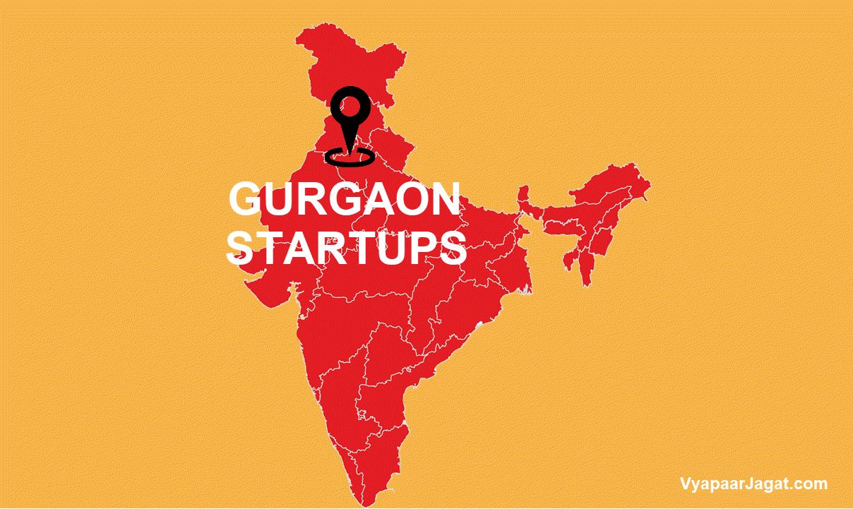 top 10 startups in Gurgaon