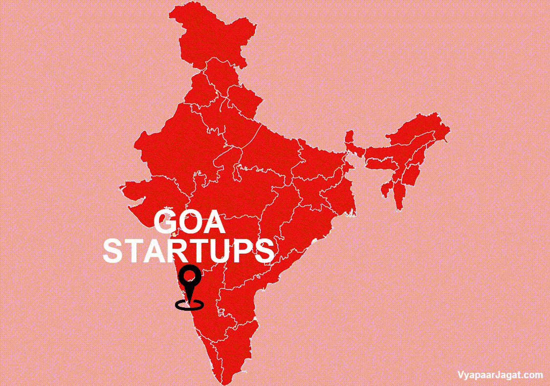 Top 10 Startups in Goa